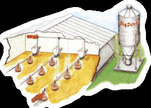 broiler-feeding-system-sketch