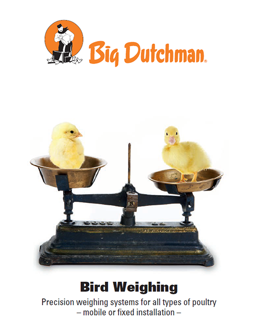 bird weighing scales