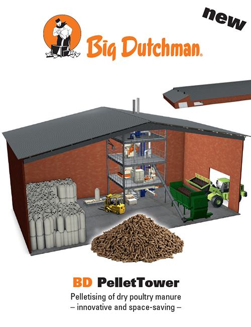 Poultry Manure Pellet Tower Brochure