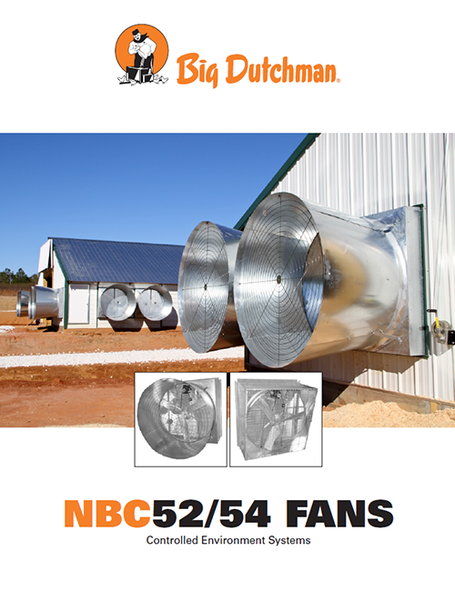 poultry ventilation NBC brochure